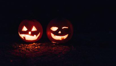 Halloween Pumpkins in Boston